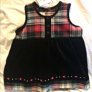 Hanna Andersson Girl's Dress Size 70